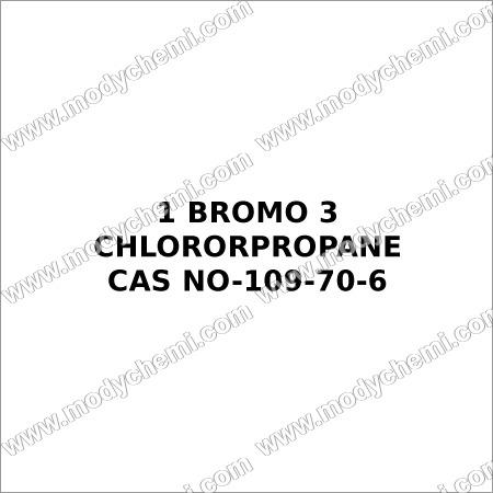 1 Bromo 3 Chloropropane