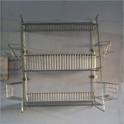 S.S Designer Kitchen Rack