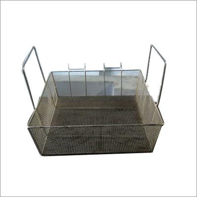 S.S Vegetable Basket