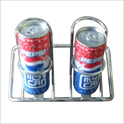 S.S Bottle Stand for Table