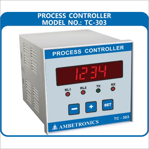 PANEL MOUNTING TEMPERATURE CONTROLLER