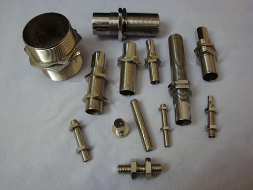 Precision Brass Housing Fittings