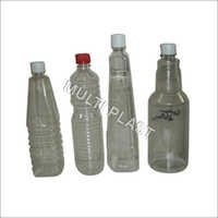 Transparent Sharbat Bottles