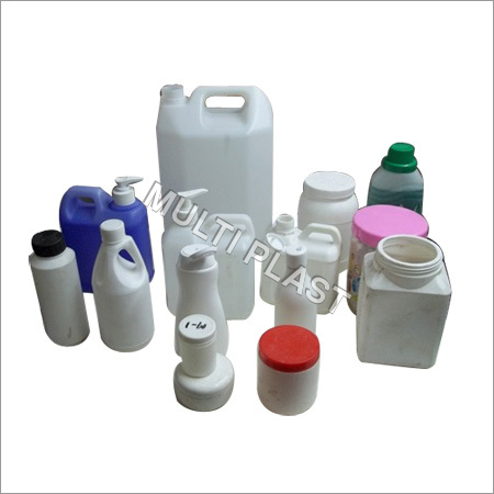 HDPE Jerry Cans and Bottles