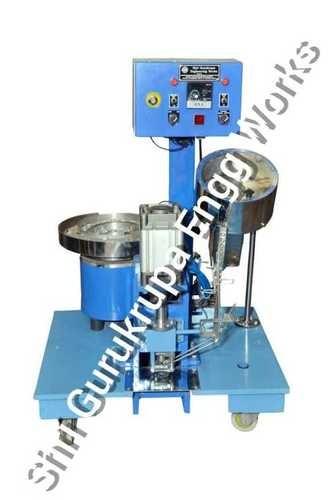Tarpaulin Aluminium Eyelets Machine