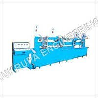 Poly Tarpaulin Pneumatic Sealing Machine