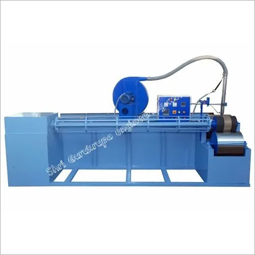 Tarpaulin Center Sealing Machines