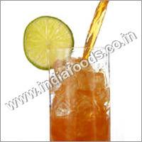 Iced Teas Sucralose