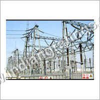 Substation or Switchyard Structures