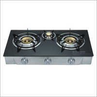 3 Burner Automatic Gas Stove