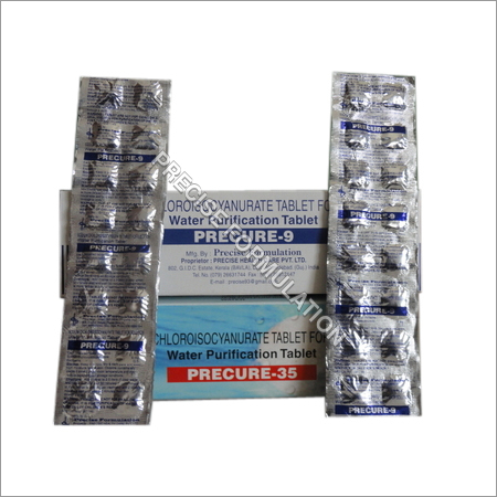 Sodium Dichloroisocyanurate Tablet  (NaDcc)