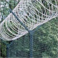 Concertina Coil Wire Fence