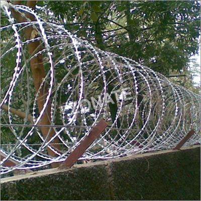 Concertina Cross Razor Wire