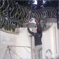 Security Fencing Wires