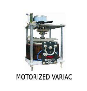 Motorised Variac