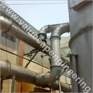 High Pressure Venturi Scrubber