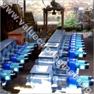 Fabricated Rotary Valves