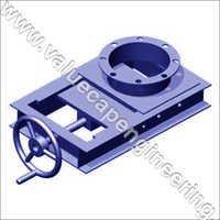 Manual Slide Gate System