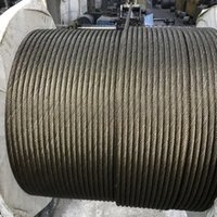 High Carbon Steel Wire Ropes