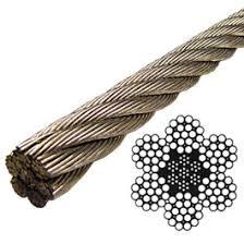 Ungalvanized Wire Ropes