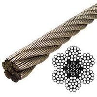 Ungalvanized Steel Wire Ropes