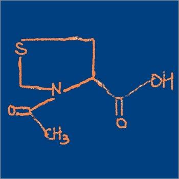 N-Acetyl Thiazolidine 4-Carboxylic Acid