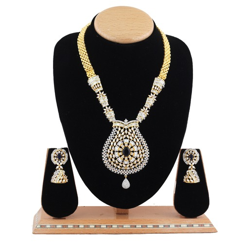 Necklace - American Diamonds