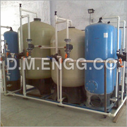 Demineralisation Plants