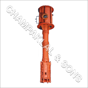 Condensate Kirloskar Extraction Pumps