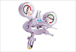 Oxygen Double Gauge Regulator