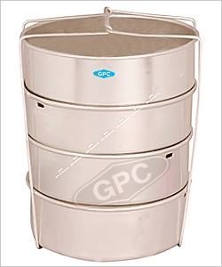 Carrying basket for autoclave