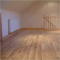 Deck Wooden Flooring