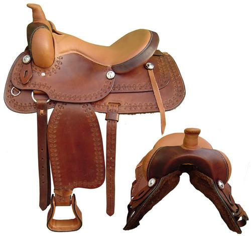 Cow softy western saddle