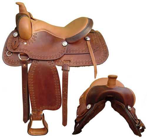 Cow softy western saddle