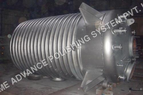 External Coil Tube Reactor