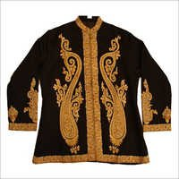 Hand Embroidered Silk Jackets