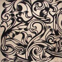 Designer Chain Stitch Carpets