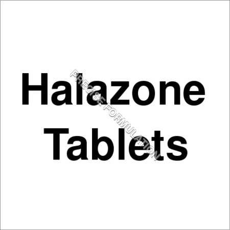 Halazone Tablets