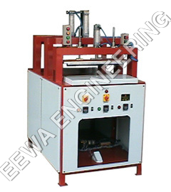 PILLOW PRESS SEALING & CUTTING MACHINE