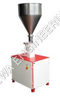Motor Operated Paste Filling Machine