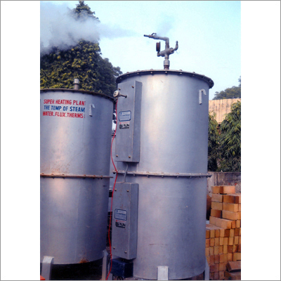 Super Heating Plant Cum Mini Boiler