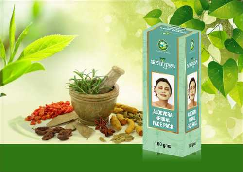 Aloevera Herbal Face Pack