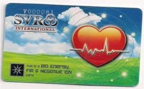 SCALAR ENERGY NANO CARD