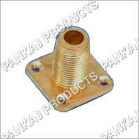 F Female Suare Panel Mounting