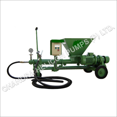 Industrial Electric Grout Pumps