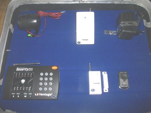 Theft Alarm System
