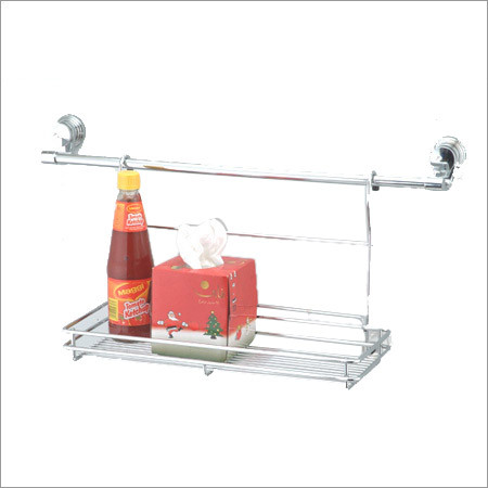 S.S Multi Purpose Rack