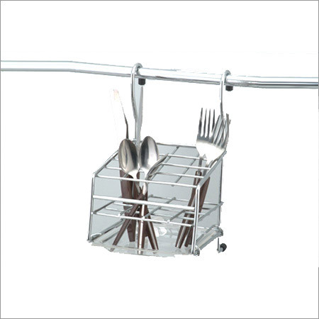 S.S Knife Fork Holder