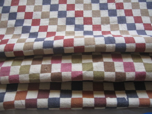 KHADI (Handspun and Handwoven) fabric