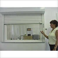 Remote Controlled Rolling Shutters